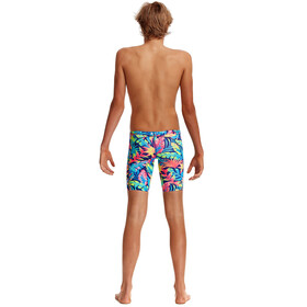 Funky Trunks Plus Training Jammers Boys, Multicolor